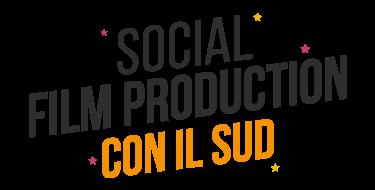 """social film production logo """"Social Film con il Sud"""" per un racconto oltre gli stereotipi"""